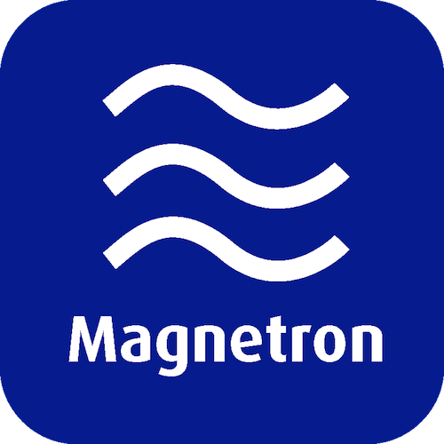 magnetron symbool oven